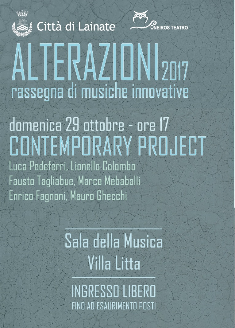 Alterazioni: Contemporary Project